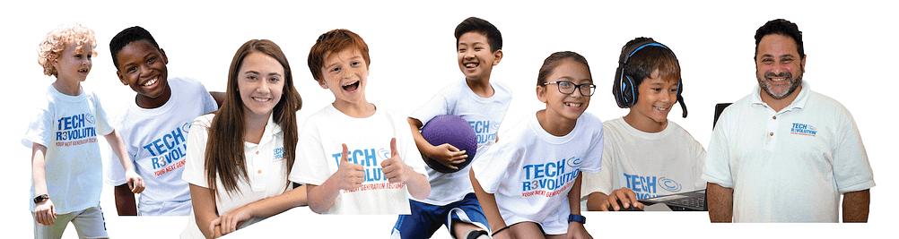Los Angeles Summer Tech Camp, UCLA Summer Camps, Tech Revolution